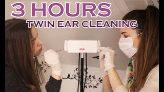 Download 3 Hours Intense Twin ASMR Ear Cleaning