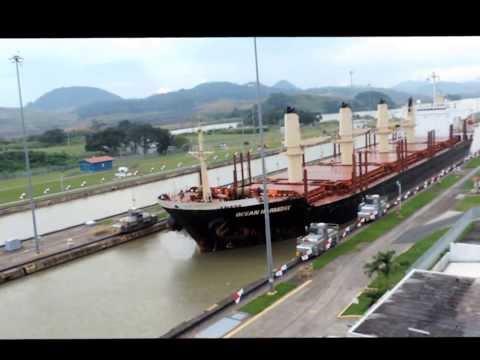 Sarkar Family, USA Travel Panama Panama Canal November 2013