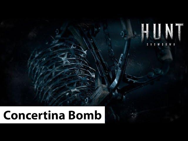 Concertina Bomb | Hunt: Showdown