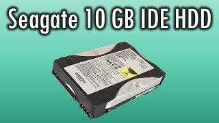 Seagate ST310211A 10 GB IDE Hard Disk Drive Review