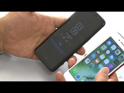 Сравнение Samsung Galaxy S8 vs Apple iPhone 7