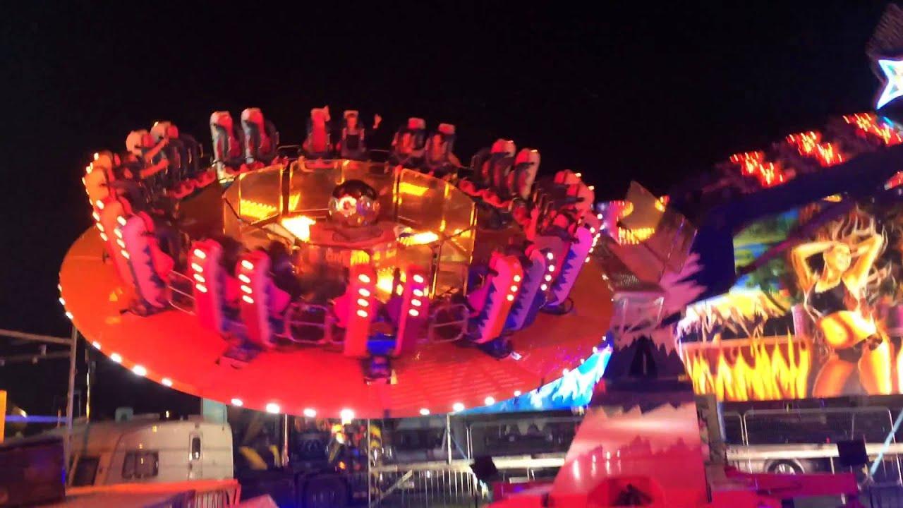 Stoke's - Dreams Live - Moondancer - Nottingham Goose Fair 2014
