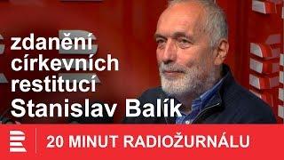 Stanislav Balík: Rozhodnutí Ústavního soudu je konečné, o politikum nejde