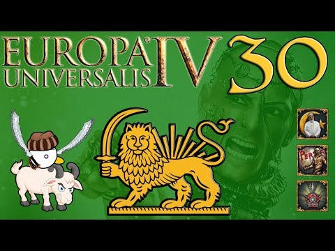 PERSIA - Europa Universalis IV - Cradle of Civilization [Gameplay ITA] #30
