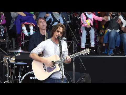 Soundgarden - Fell On Black Days - Bridge School (October 26, 2014)