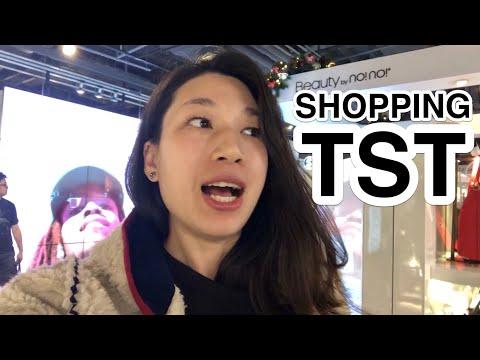 HONG KONG VLOG 146 | SHOPPING IN TSIM SHA TSUI (TST)