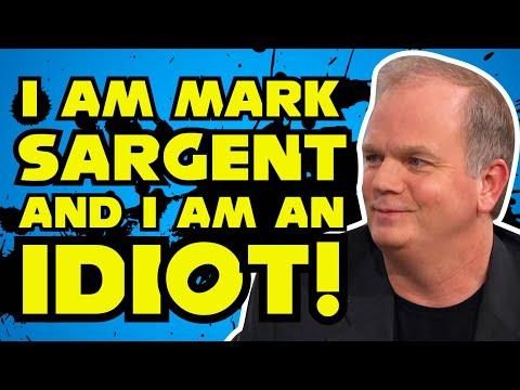 Flat Earth Idiot Makes A Fool Of Himself On Live TV - Team Skeptic