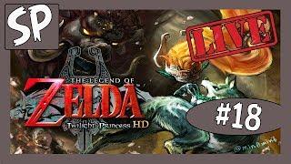 The Legend of Zelda: Twilight Princess HD #18 (AO VIVO)