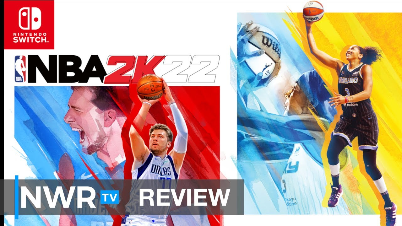 NBA 2K22 (Nintendo Switch) Review (Video Game Video Review)
