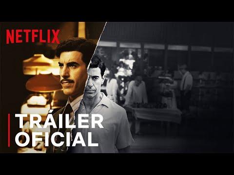 El espía   Tráiler oficial   Netflix