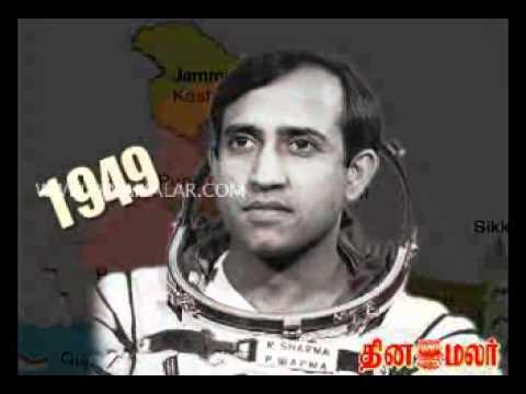 Rakesh Sharma Space Travel