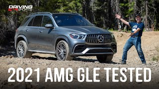 2021 Mercedes AMG GLE 63 S: Ultimate SUV Reviewed + Offroad Test