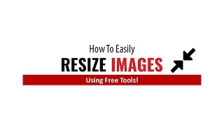 How To Resize Images - Online Image Resizer