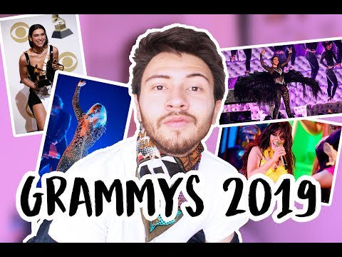 REVIEW GRAMMYS 2019  Niculos M