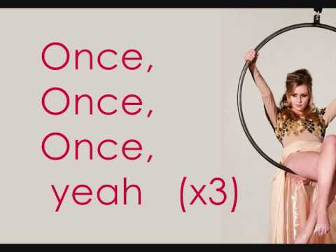 Once - Diana Vickers Full Song W/Lyrics