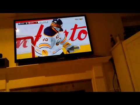 NHL 17 Montreal Canadiens vs buffalo sabres #1st period