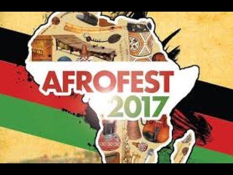 AFROFEST 2017 AT WOODBINE PARK