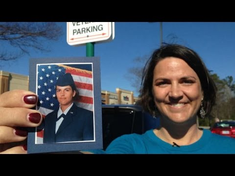 Female Vet Harassed For Parking In Space For Vets