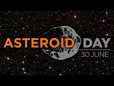 Asteroid Day | Flat Earth thumbnail