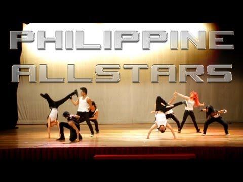 PHILIPPINE ALLSTARS   FREEDOMINATION   THE NOVASTARRS