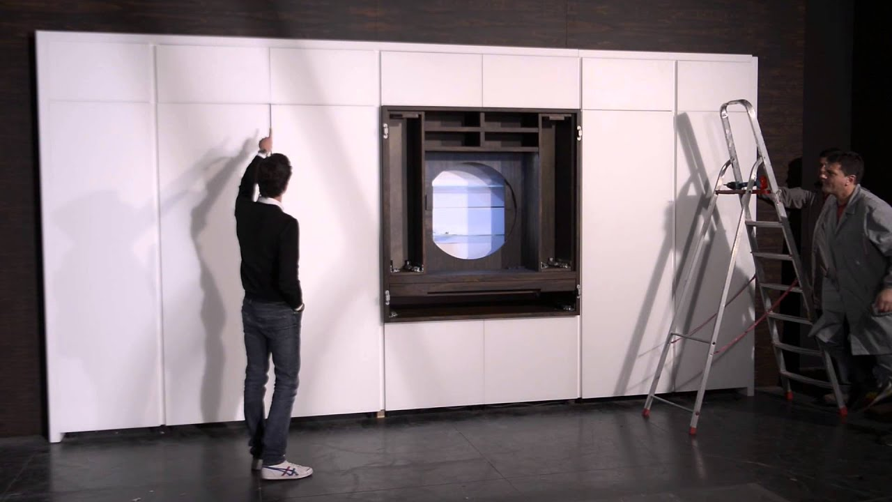 backstage toncelli HD Invisibile Kitchen - YouTube