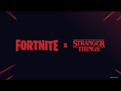 Fortnite X Stranger Things Event Maybe ¿?