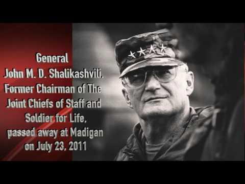 Shalikashvili Testimonial