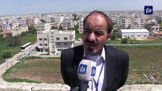 استمرار أعمال التعقيم الشامل في مختلف مناطق عمان وإربد  - 18-4-2020