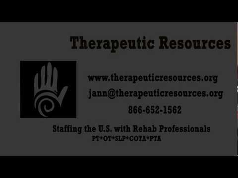 Occupational Therapist Travel Position Coos Bay Oregon