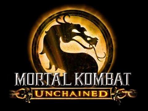 Mortal Kombat Unchained -Fatalities