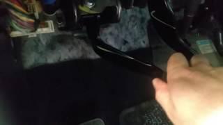 Honda Crv 3 pédale embrayage qui grince