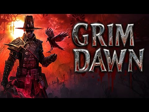Grim Dawn Gameplay HD