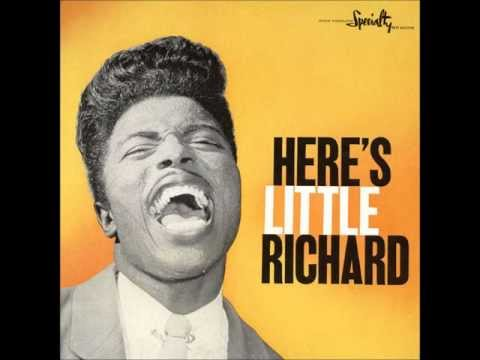 Little richard can t believe you wanna leave