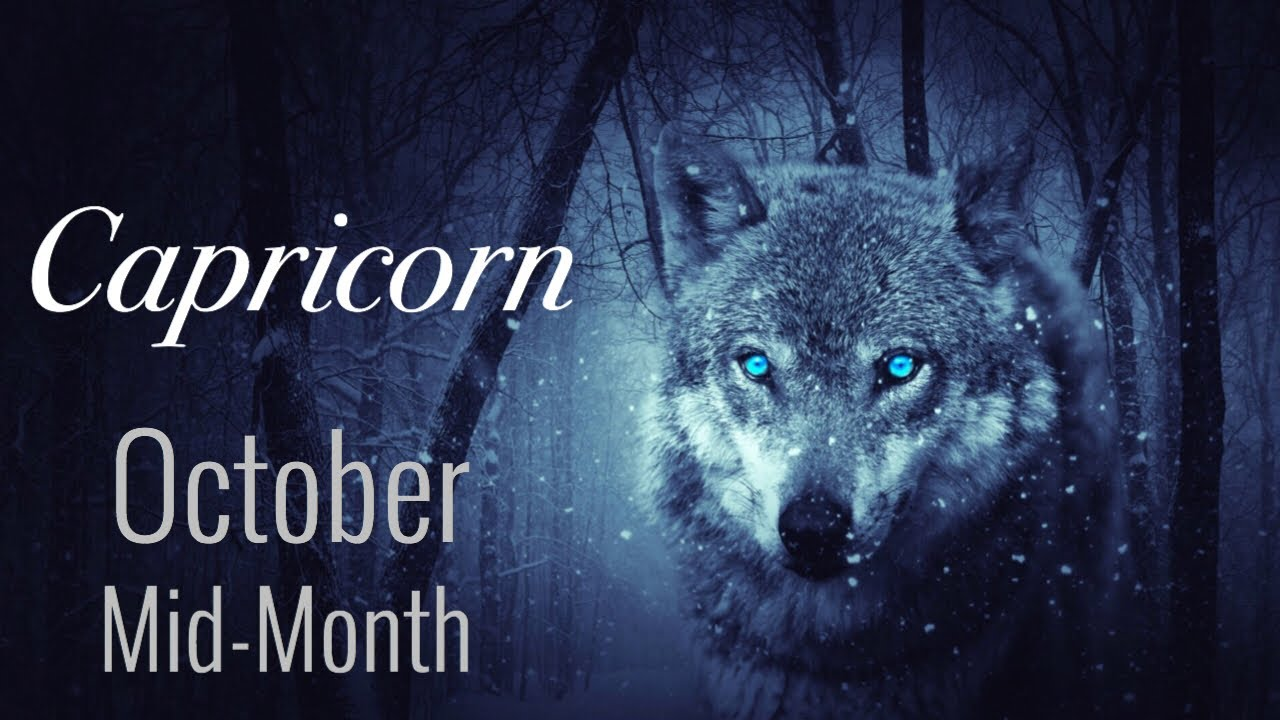 CAPRICORN MID MONTH OCTOBER 2018   THEY'RE WORRIED ABOUT GETTING HURT -  Capricorn Tarot Love Reading