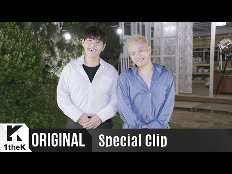 [Special Clip] BUMZU, Han Dong Geun(범주, 한동근)_Forever Young