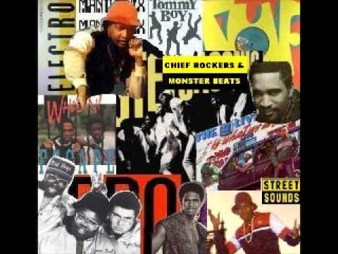 Chief Rockers & Monster Beats - Simmo (Old School Hip Hop Mix)