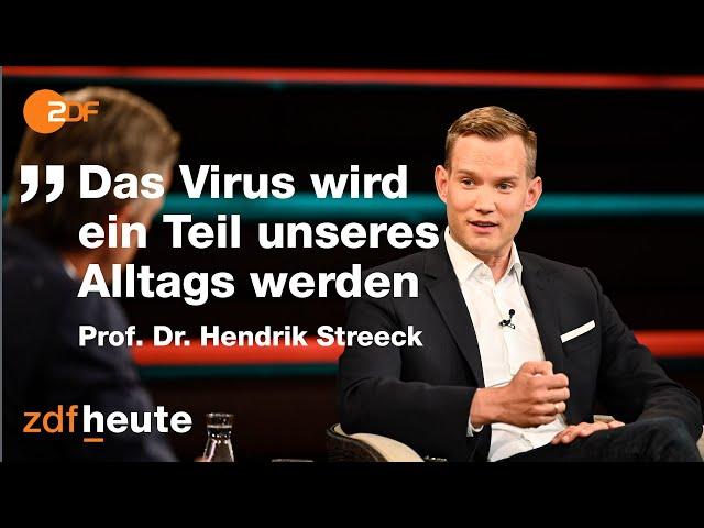 Virologe Streeck über Corona-Entwicklungen | Markus Lanz am 17.06.2020
