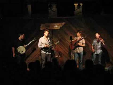 Punch Brothers (Chris Thile) Poor Places