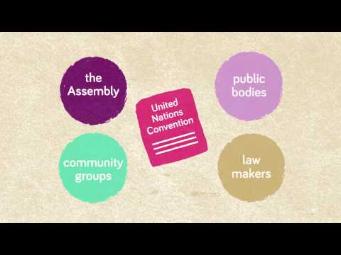 Human Rights and Persons with Disabilities - The Northern Ireland Human Rights Commission