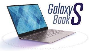 Samsung Galaxy Book S - MacBook Air Killer?