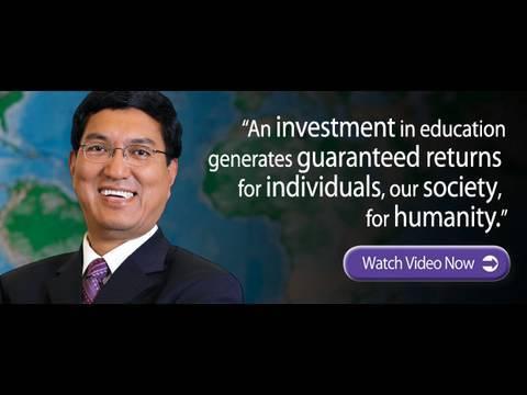 University of Western Ontario President Amit Chakma