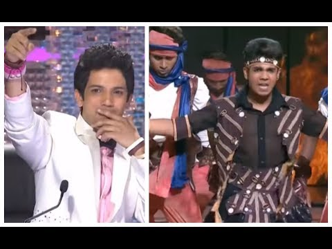 Dance India Dance Season 4 February 15, 2014 - Shyam's Performance