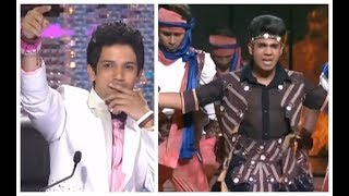 Dance India Dance Season 4 February 15, 2014 - Shyam