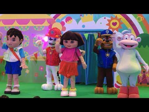 Nick Jr Dora's Friendship Fiesta