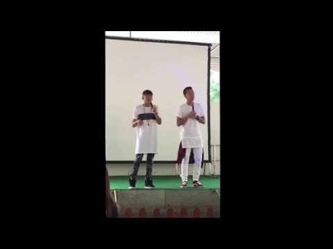 Wang Weiliang And Tosh Zhang At Kovan