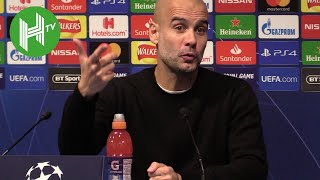 Man City 6-0 Shakhtar Donetsk | Pep Guardiola issues brilliant response to shocking penalty call