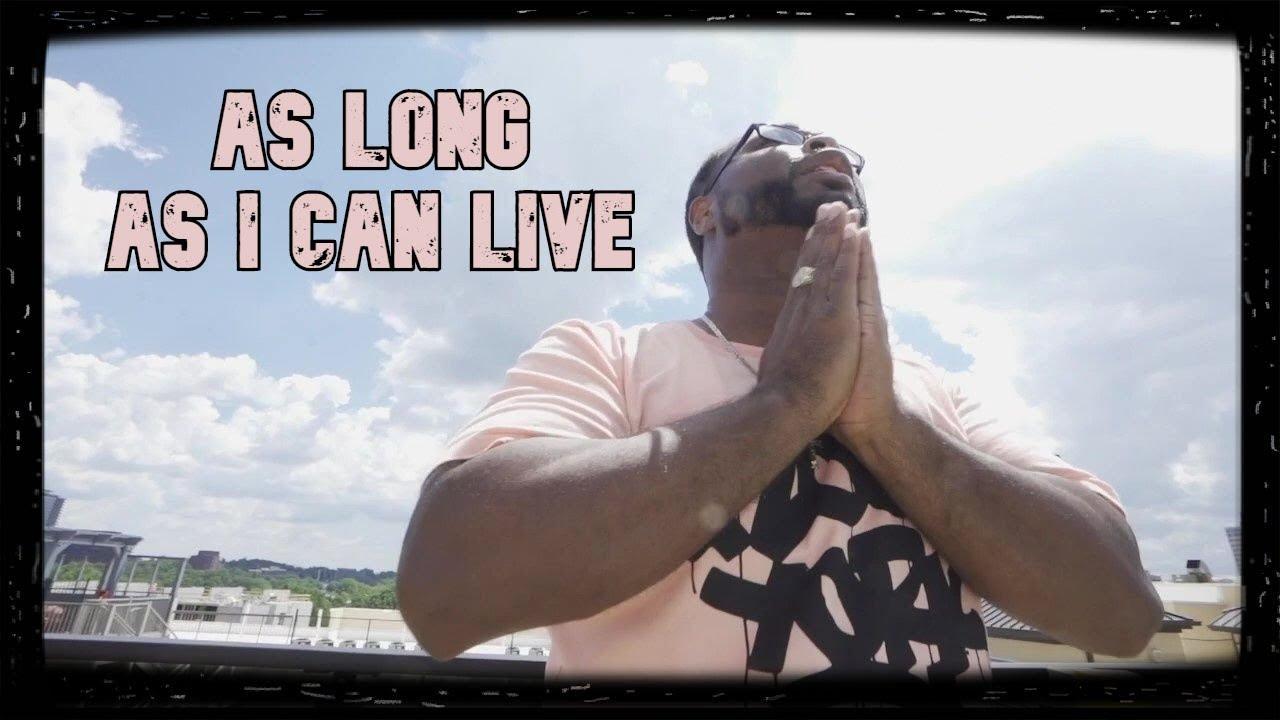 "Christian Rap   Brian Jamal - ""As Long As I Can Live""   Christian Hip Hop Music Video"