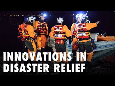 Innovations in disaster relief