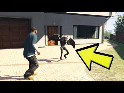KANLI EVDEKI SEYTANIN RUHUNA GIRDIM (GTA 5) thumbnail