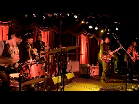 SOULIVE feat. Porter Jr. Shady Horns & Taz - Bowlive 6 Night 7 LIVE SET @ Brooklyn Bowl - 3/20/15